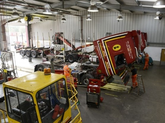 RHA Training Image | Managing Road Fleet Operations